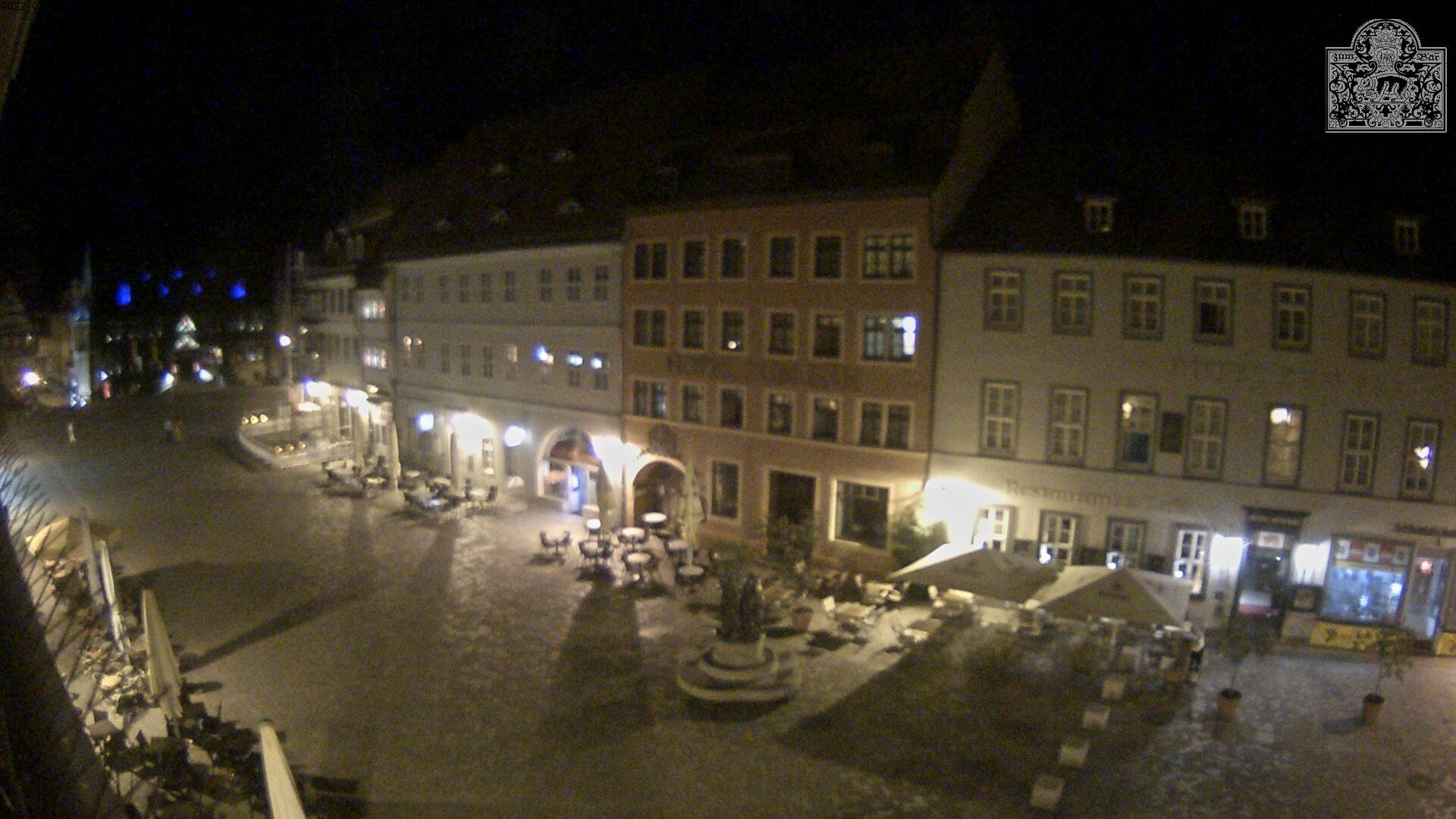 Webcam - Hotel Zum Bär, Quedlinburg